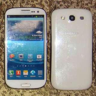Samsung Galaxy S3 16GB GT-I9300 4.8吋 四核心