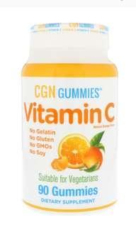 Vitamin C Gummies 維化命C軟糖