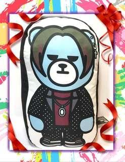 BIGBANG KRUNK Cushion Plush G-Dragon