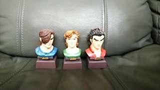 龍虎門 figures