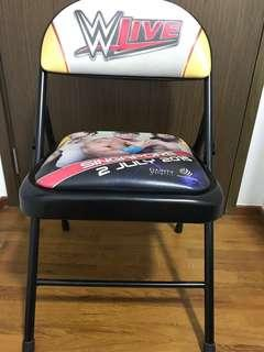 WWE LIVE Singapore Chair Souvenir