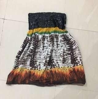 Preloved Summer Tube Dress