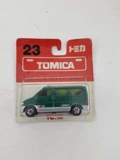 Tomica Tomy no.23 Mazda Bongo Friendee