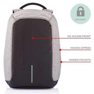 🎒INSTOCKS🎒Anti Theft Backpack Local Overseas Travel Use Laptop Bag