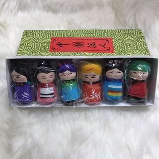 中國泥人裝飾品