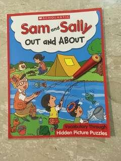 Sam and sally search and find