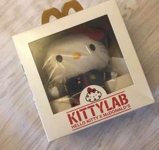 Hello Kitty x McDonald KITTY LAB