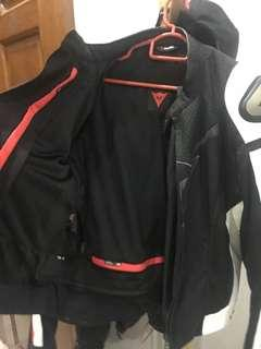 Jacket Motor brand Daines