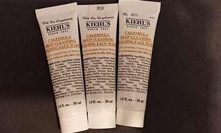 Kiehl's 金盞花深層潔面泡沫  Sample/旅行裝 [100%New] #sellfaster
