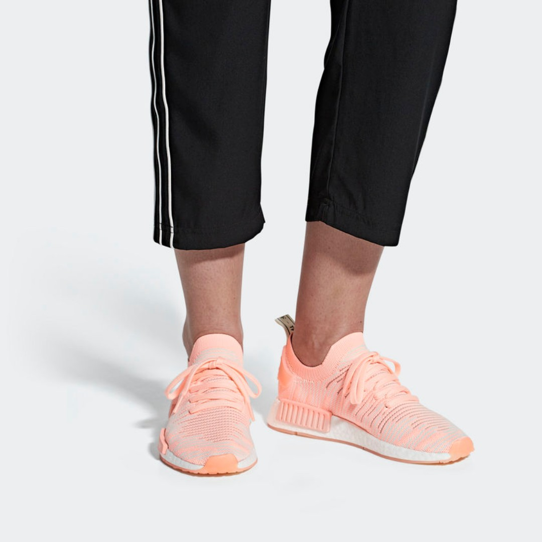 official photos 61041 578e1 LIMITED TIME OFFER ADIDAS NMD R1 STLT PRIMEKNIT WOMENS - CLE