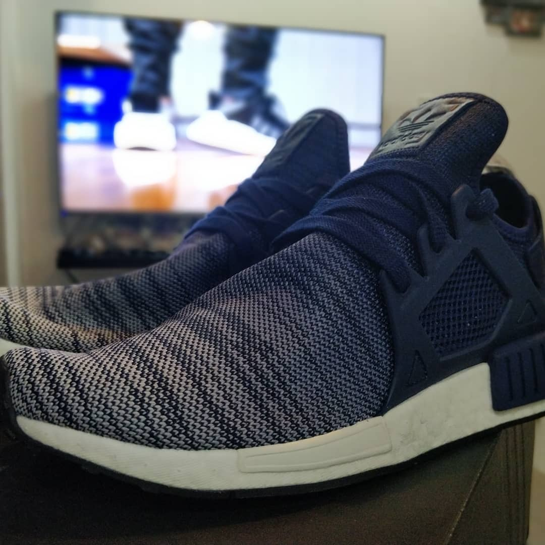 100% authentic f6665 98dd6 Adidas NMD XR1, Men s Fashion, Footwear, Sneakers on Carousell