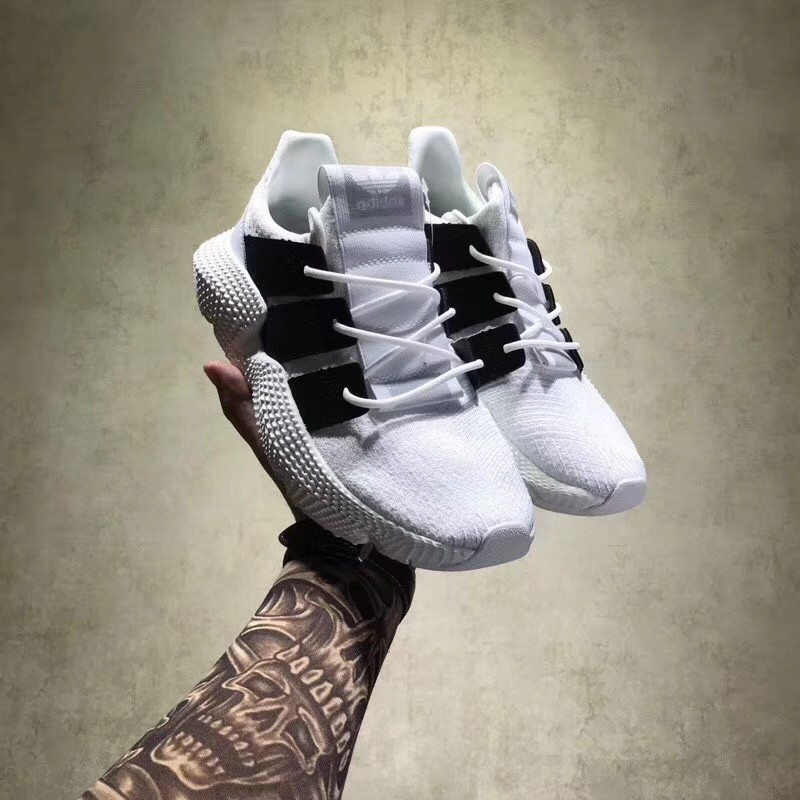 Adidas Originals Prophere Climacool EQT shoes White 62c7a1c19