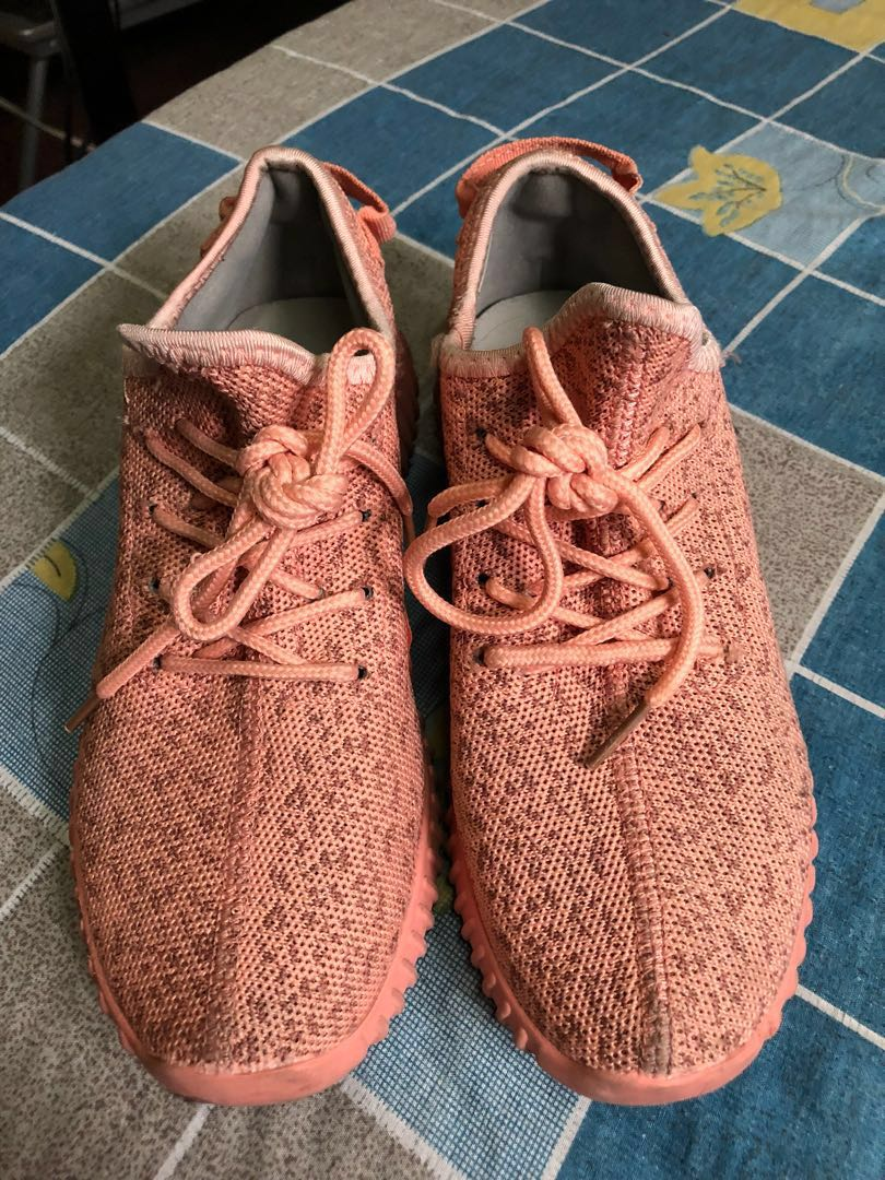 12b0092807489 ... cheapest adidas yeezy boost 350 pink womens fashion shoes on carousell  f2196 332e4