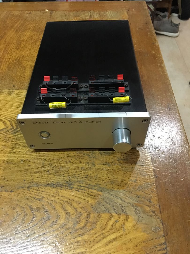 Clone 47 Labs single ended amplifier