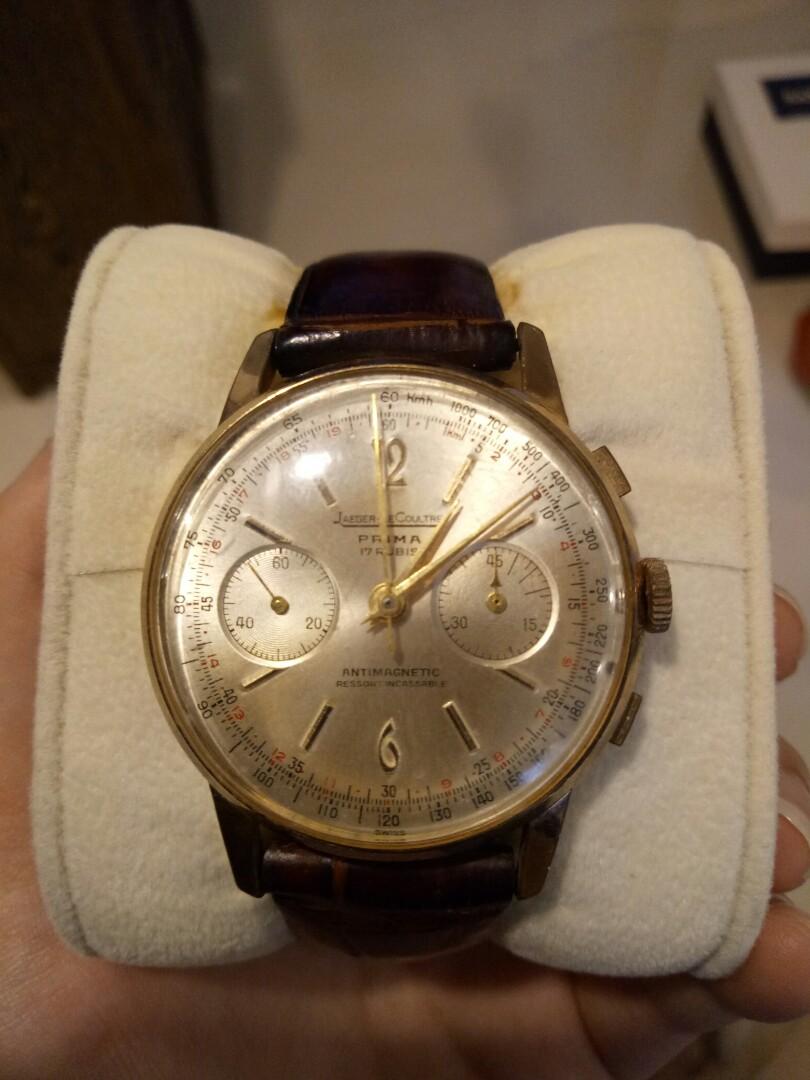 0e0b8fd189438 Antique Jaeger LeCoultre Watch