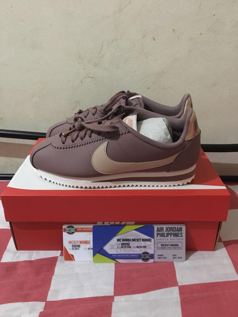 best service 72437 5f37c BNDS Nike Womens Classic Cortez