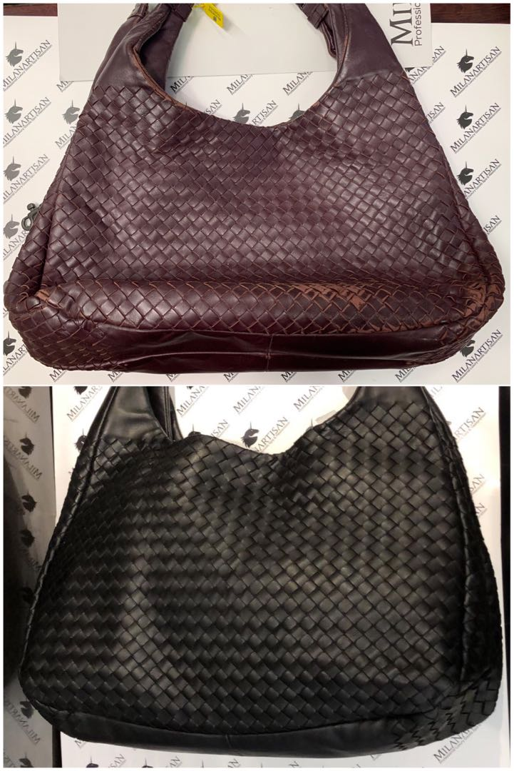 70e4ac29e1a7 Bottega Veneta Shoulder Bag Recolor Spa