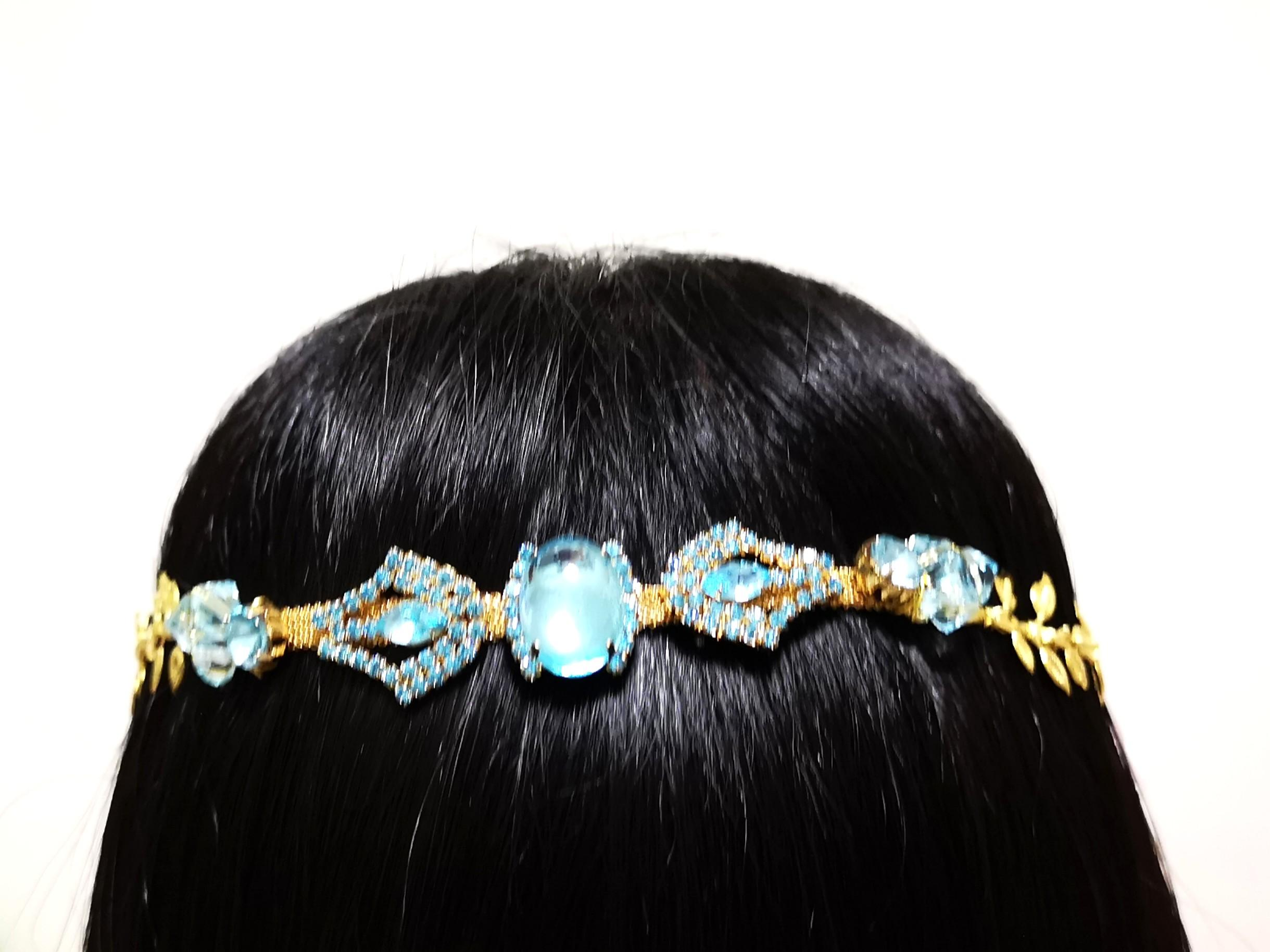 Bridal hair accessories wedding accessories