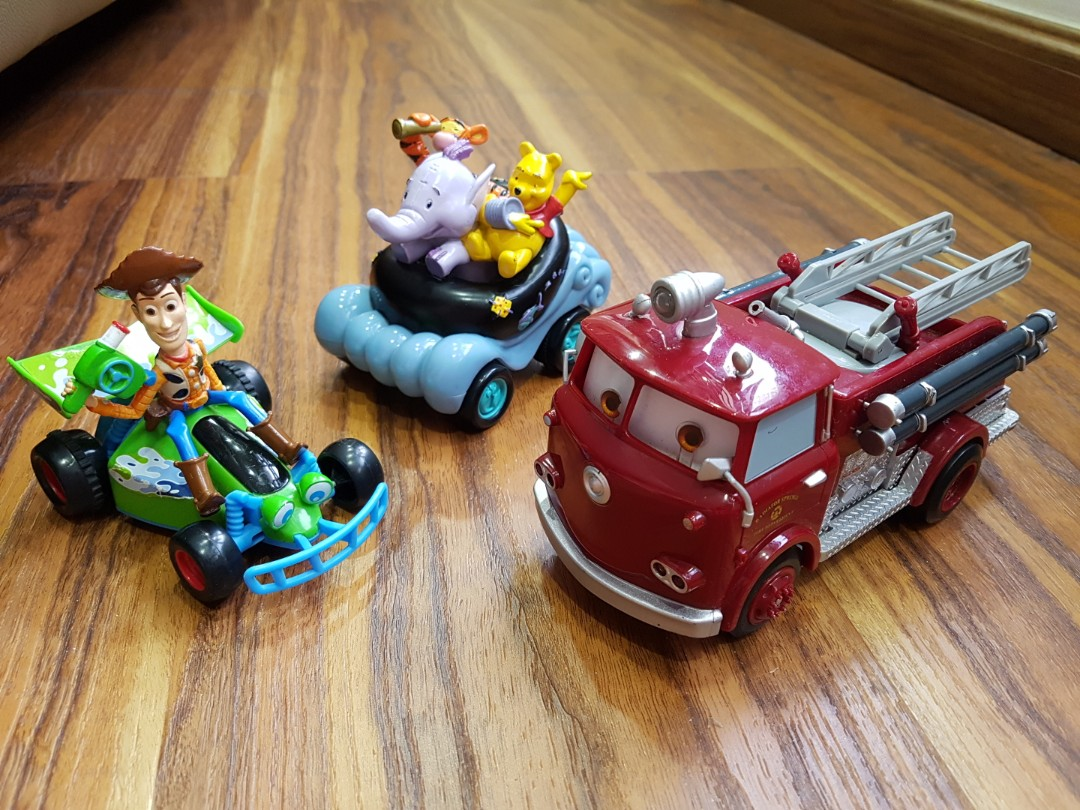 Car Toys From Disneyland Babies Kids Toys Walkers On Carousell