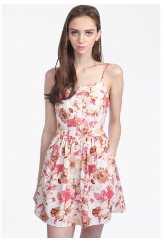 ebfd58e5d6 Catwalkclose Tory Pocket Dress in Pink Size S