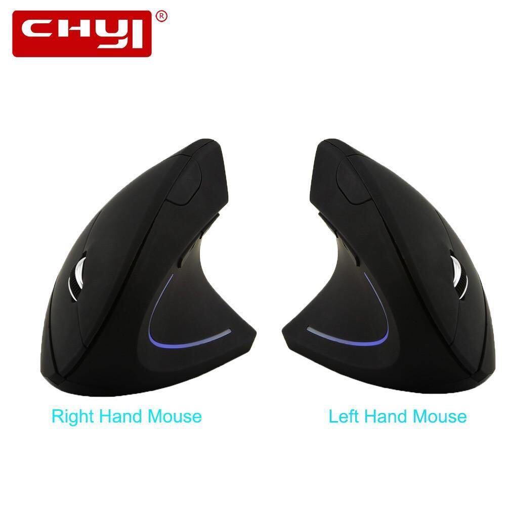 CHYI Ergonomic Vertical Wireless Mouse Right/Left Hand