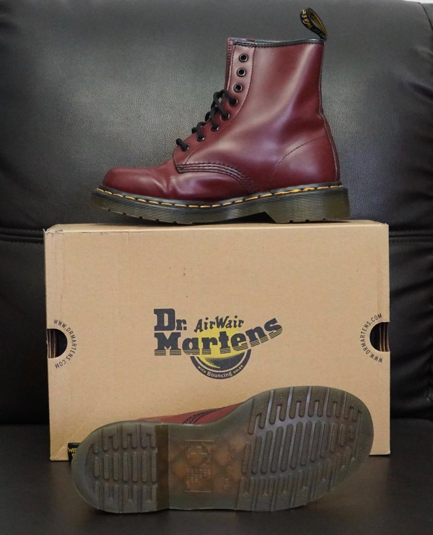 35b5268068b Dr. Martens Boots, Women's Fashion, Shoes, Boots on Carousell