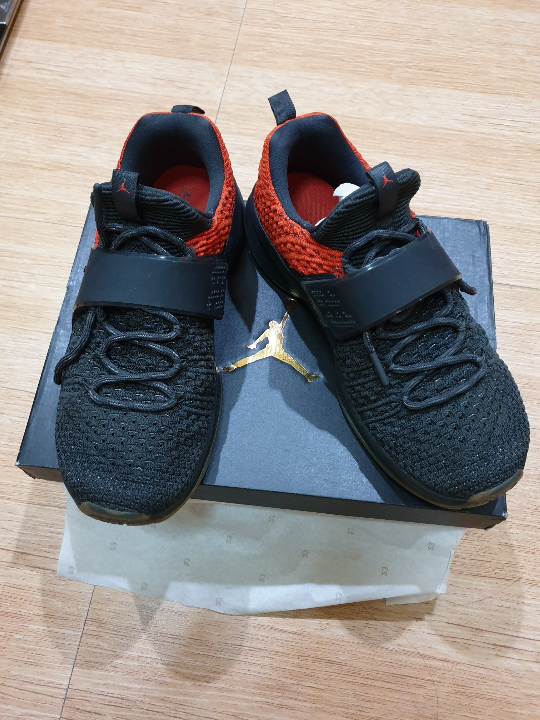sports shoes a0b0e a6891 Jordan trainer 2 flyknit Nike, Men s Fashion, Footwear, Sneakers on ...