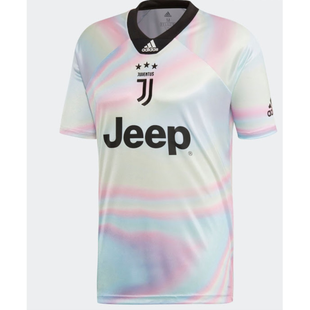 7a8bf1a53 Juventus EA Sports Special Jersey Shirt Soccer Jersey 2018-2019 ...