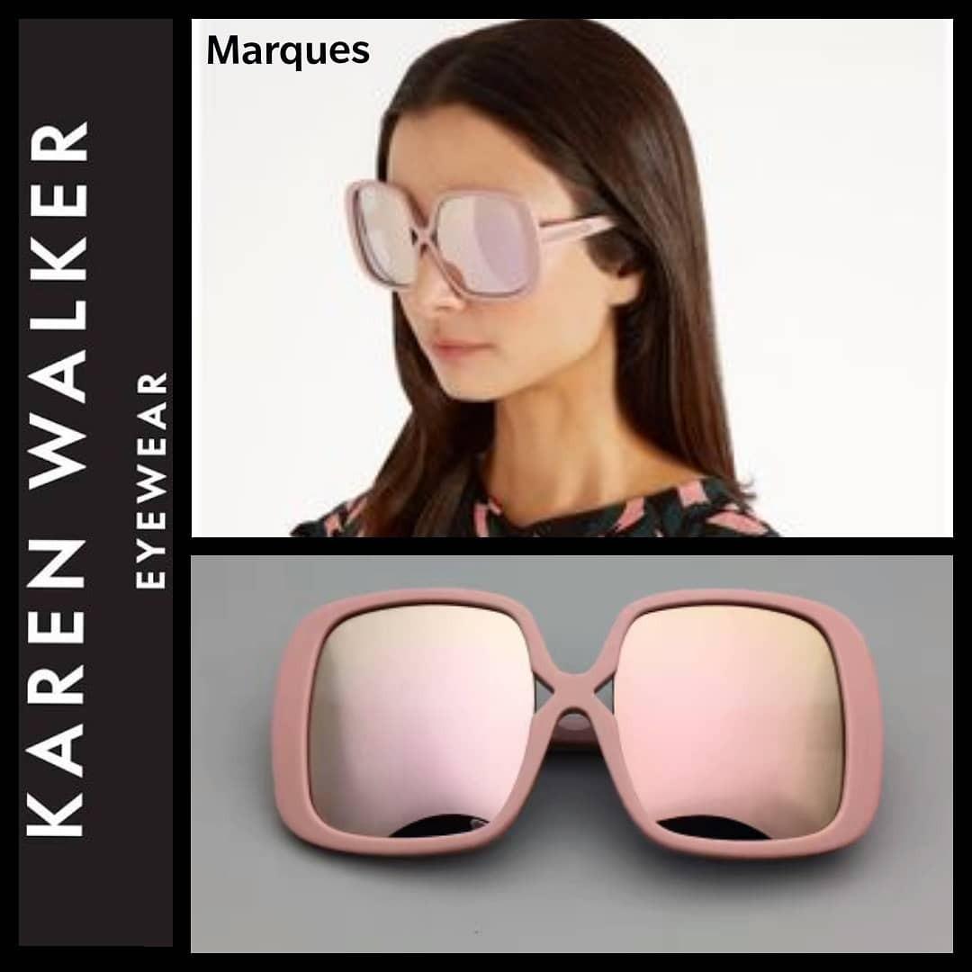 e2a4fb9485a2 Karen Walker Marques sunglasses