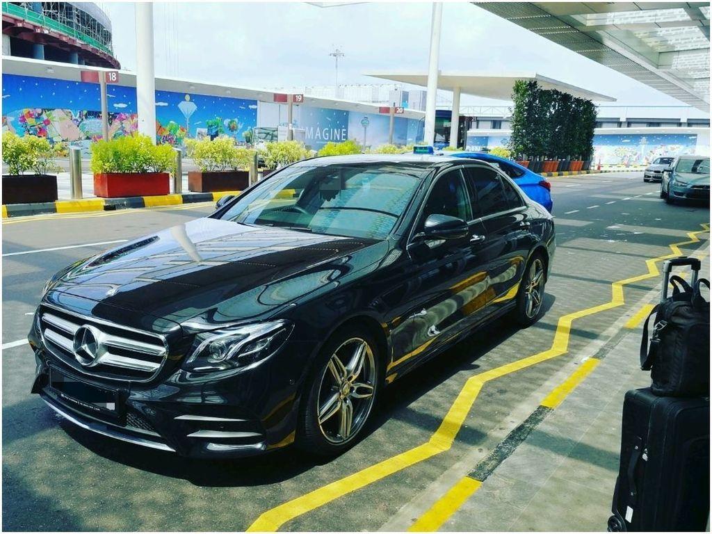 Mercedes-Benz E220d Saloon Diesel Auto