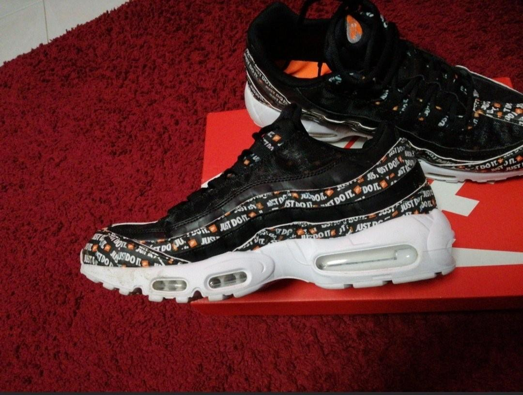Authentic Nike Air Max 95 SE Just Do It JDI Collection UK10