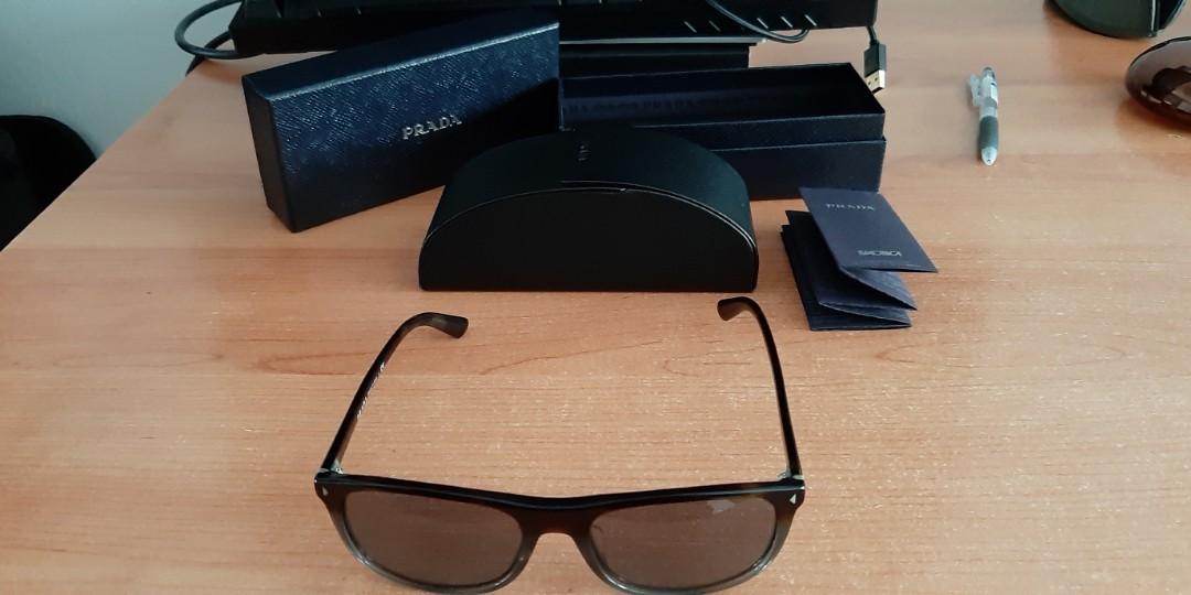 04aa1e53db4c REDUCED PRICE) Prada Sunglass for Men