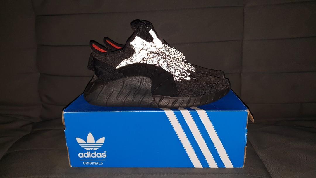 super popular 6edc8 472d2 PRE-CHRISTMAS SALE* US11 Adidas Tubular Rise Triple Black ...