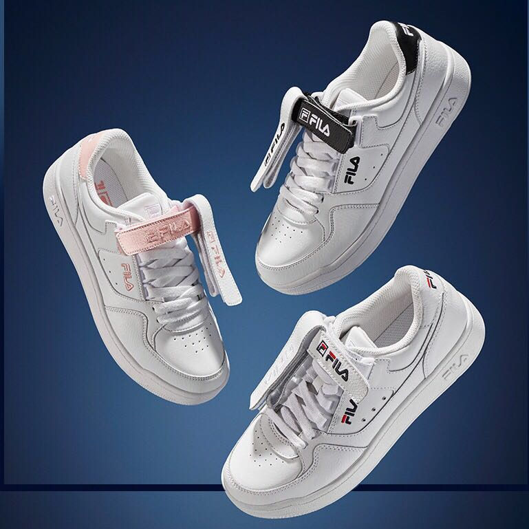 PREORDER  fila velcro veltrap shoes authentic 7d0c6eff358
