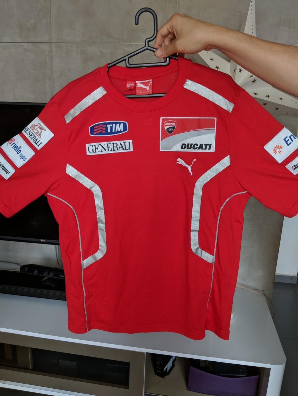 PUMA Mens Ducati Team tee