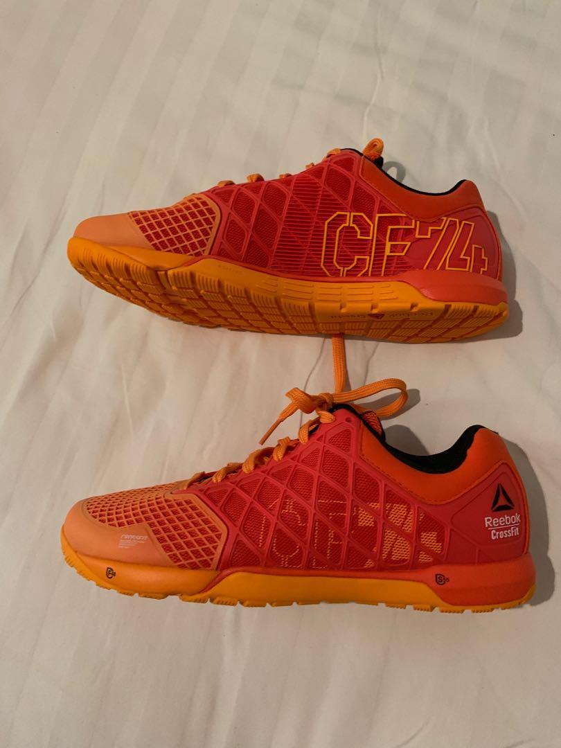 7a7d5fd4d8 Reebok Nano 4 CrossFit shoes 43 (uk9 - us10), Sports, Sports Apparel ...