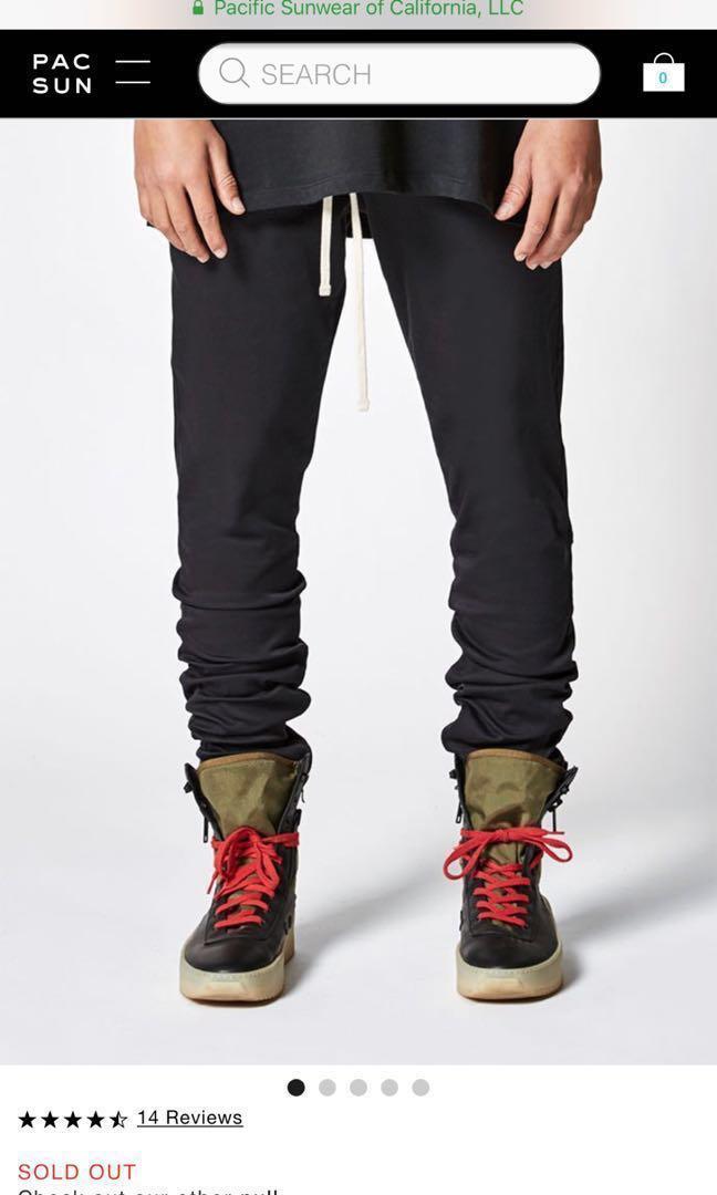 8ad3a638 Retail)BNIP Fog essential drawstring trouser pants, Men's Fashion ...