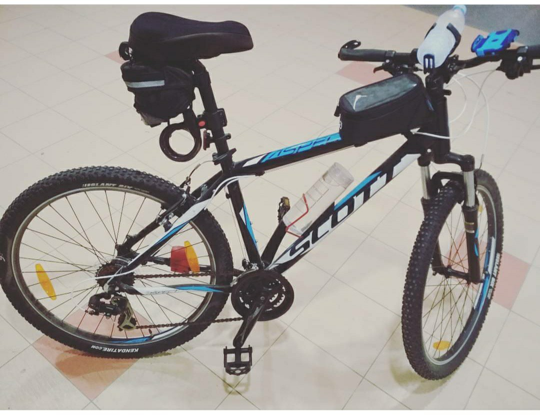 d543b9f1667 Scott Aspect 680 2015, Bicycles & PMDs, Bicycles, Mountain Bikes on ...