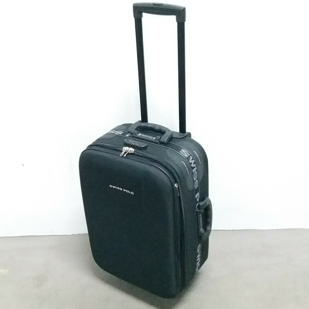 8f814ca58a6b Swiss Polo luggage bag