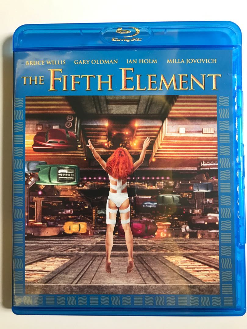 The Fifth Element (Dolby Atmos)