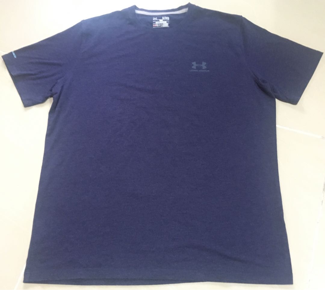 UNDER ARMOUR HEATGEAR TSHIRT ae34d1eecd