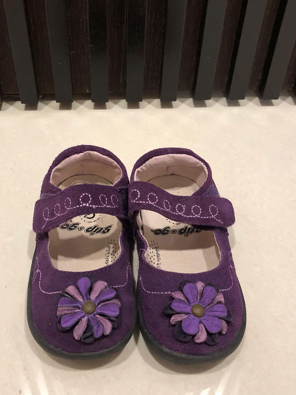 Girls Pink//Purple Flower Crocs Toddler Sizes UK 5 Eur 22 UK 6 Eur 23 BNWT