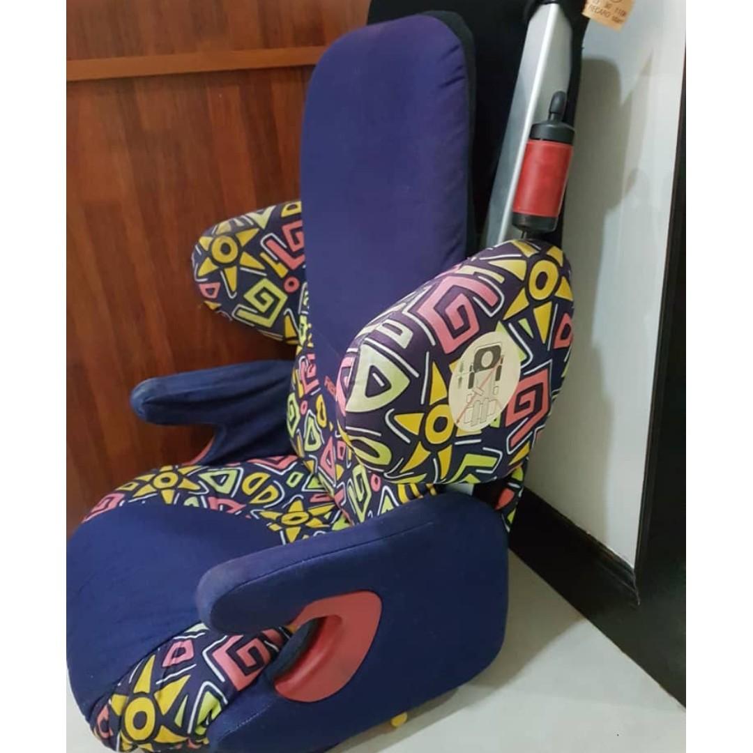 Used Recaro Car Child Seat