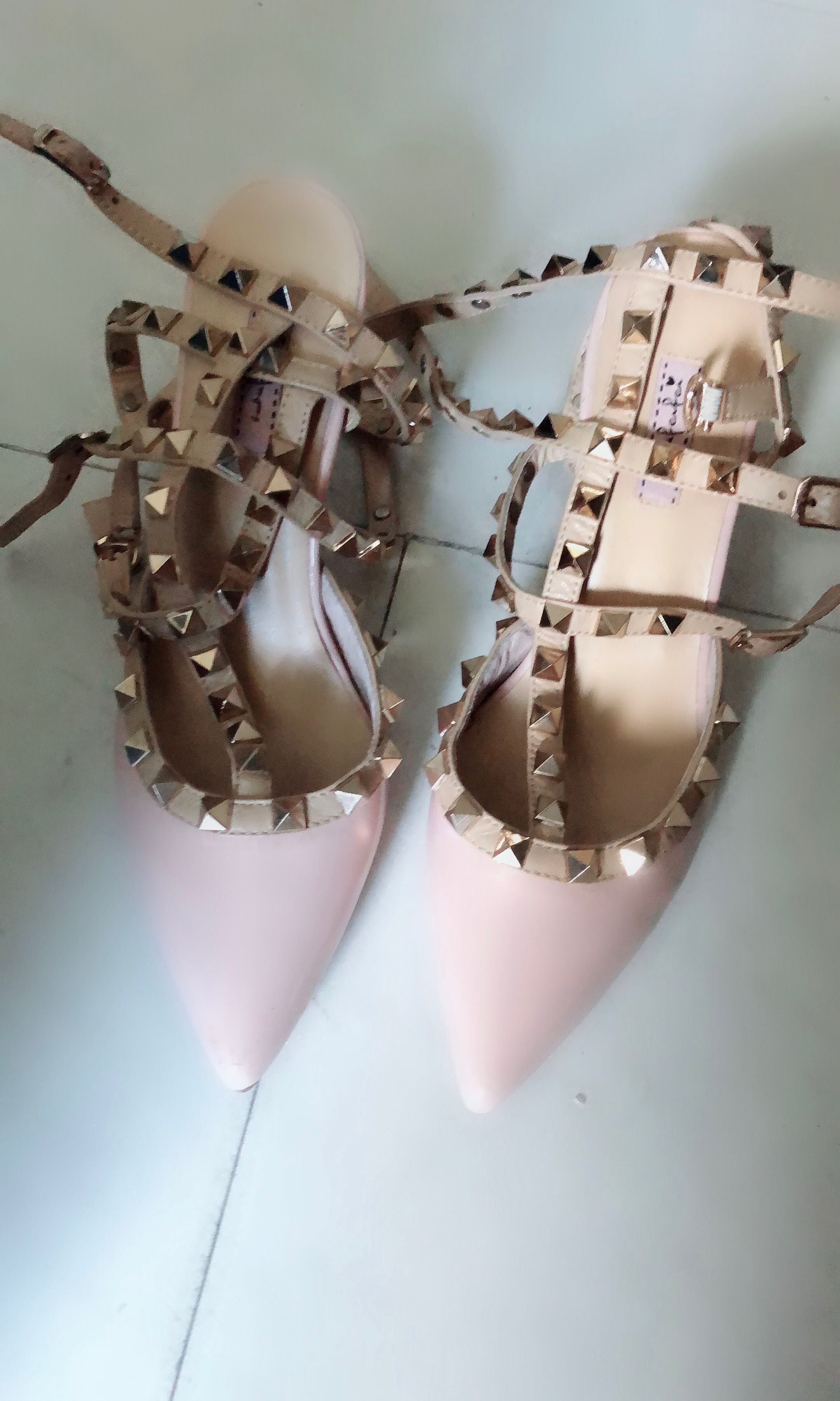 c9aabafe93 valentino shoes, Women's Fashion, Shoes on Carousell