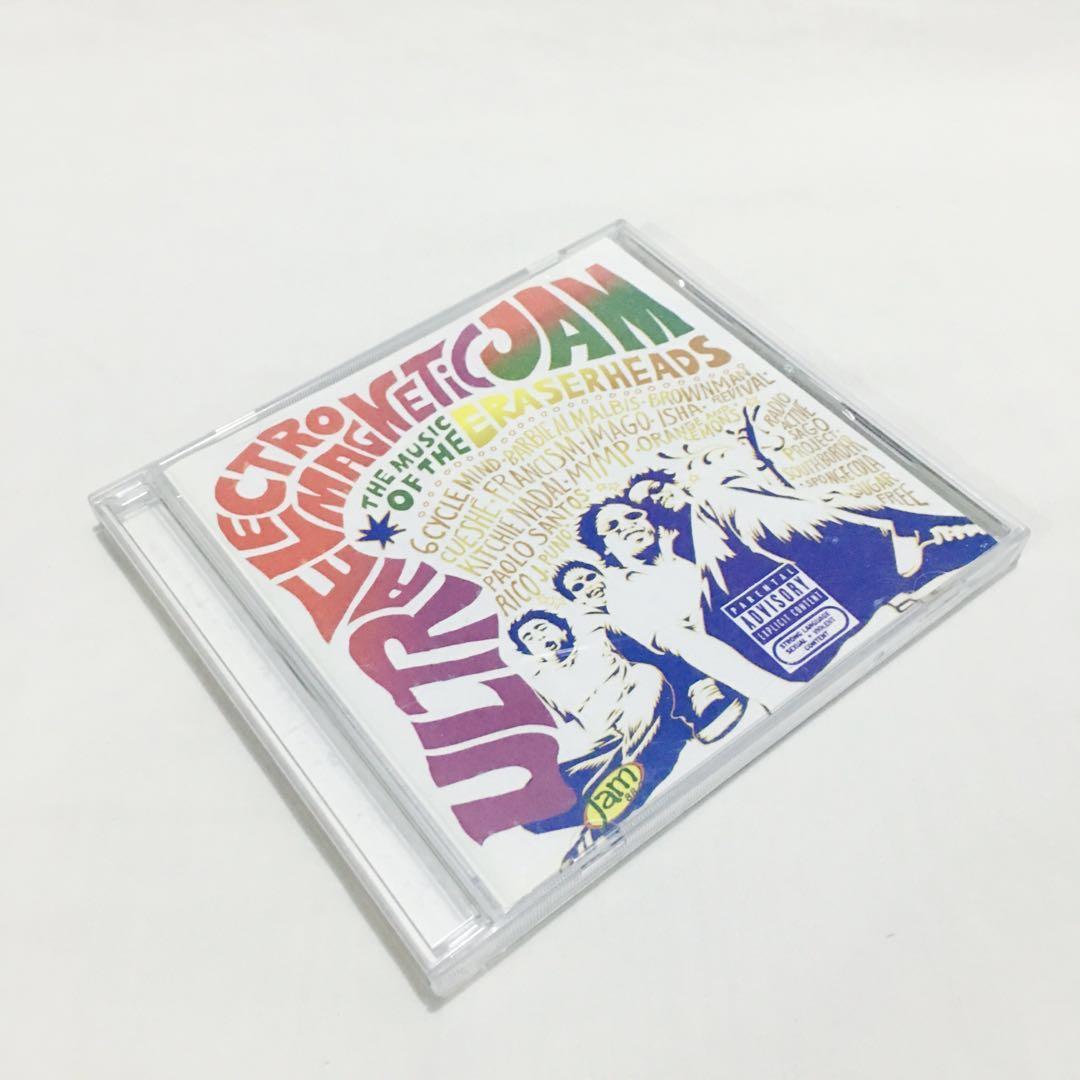 ultraelectromagneticjam the music of the eraserheads album