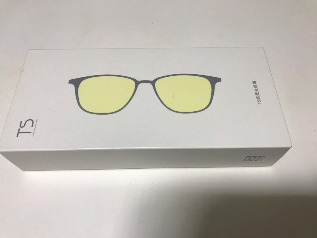 Xiaomi Mijia TS Computer Glasses - Red, Women s Fashion, Accessories,  Eyewear   Sunglasses on Carousell 2ab76e6829c