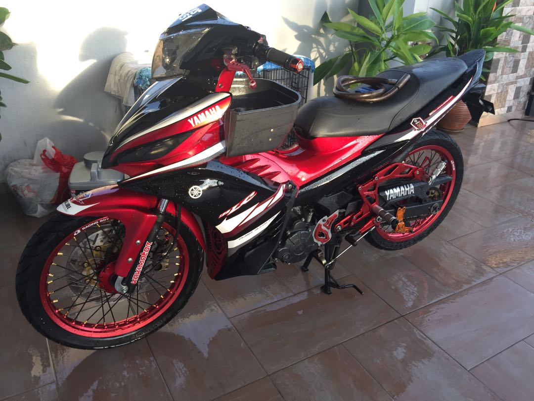 Yamaha Lc135 Modified Top Speed - Foto Yamaha Best Contest