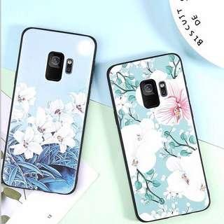 {SAMSUNG} Flower Floral Painting Phone Case