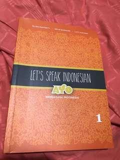 NUS Bahasa Indonesia 1 Textbook