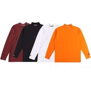 HERON PRESTON LONG SLEEVE TEE
